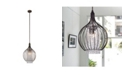 """Home Accessories Kate 16"""" 3-Light Indoor Chandelier with Light Kit"""