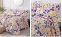 Olivia Gray St. Croix Wildflowers 3-Piece Reversible Quilt Set, Queen