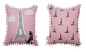 "Waverly Kids Ooh La La Decorative Pillow, 15"" x 15"""