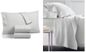 Hotel Collection Lux Flannel Cotton/Tencel Pillowcase, Standard, Created for Macy's