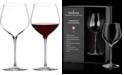 Waterford Elegance Cabernet Sauvignon Wine Glass Pair