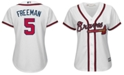 Majestic Women's Freddie Freeman Atlanta Braves Cool Base Jersey
