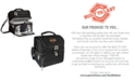 Picnic Time Oniva™ by Harley Davidson Pranzo Lunch Tote