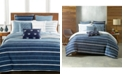 Hotel Collection CLOSEOUT! Colonnade Blue Bedding Collection, Created for Macy's