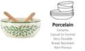 Lenox Holiday Salad Bowl and Servers