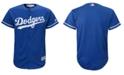 Majestic MLB Los Angeles Dodgers Cool Base Jersey, Little Boys (4-7)