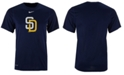 Nike Men's San Diego Padres BP Logo Legend T-Shirt
