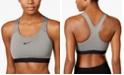 Nike Women's Pro Classic Padded Mid-Impact Dri-FIT Sports Bra
