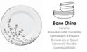 kate spade new york Gardner Street Platinum Appetizer Plate