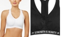 Ideology Low-Impact Racerback Sports Bra, Created for Macy's