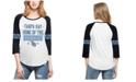'47 Brand Women's Tampa Bay Rays Triple Crown Raglan T-Shirt