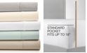 Fairfield Square Collection CLOSEOUT! Essex StayFit 6-Pc Queen Sheet Set 1200 Thread Count, Created for Macy's