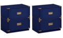 Office Star Bynder 2-Drawer Cabinet