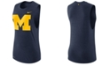 Nike Women's Michigan Wolverines Muscle Tank