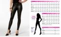 Hue Women's Faux-Leather Leggings