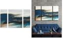 JLA Home INK+IVY Rolling Waves Canvas Print Set