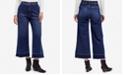 Free People Cropped Wide-Leg Jeans