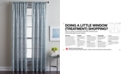 CHF Winston Paisley Damask Tailored Rod Pocket Window Panel Collection