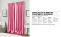 "Curtainworks Starry Night 40"" x 63"" Room-Darkening Energy-Efficient Rod Pocket Window Panel"