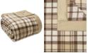 Sleep Philosophy Plaid Micro-Fleece Twin Blanket