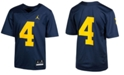 Nike Michigan Wolverines Replica Football Game Jersey, Toddler Boys