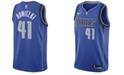 Nike Men's Dirk Nowitzki Dallas Mavericks Icon Swingman Jersey