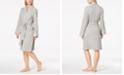 Lauren Ralph Lauren Quilted Shawl Collar Short Robe
