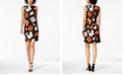 Kasper Printed Sheath Dress