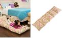 """Mi Zone Katelyn 26"""" x 100"""" Caterpillow Long Pillowcase"""