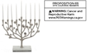 Michael Aram Judaica Botanical Leaf Menorah
