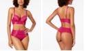 INC International Concepts INC Lace Corset Longline Bra & High-Waist Thong, Created for Macy's