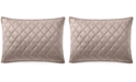 Hotel Collection  Silk Quilted King Sham, Created for Macy's