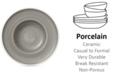 Villeroy & Boch Manufacture Gris Rim Soup Bowl