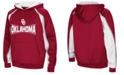 Colosseum Oklahoma Sooners Poly Pullover Hoodie, Big Boys (8-20)