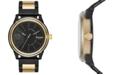 Diesel Men's Rasp NSBB Two-Tone Stainless Steel Bracelet Watch 46mm