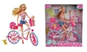 Optimum Fulfillment Simba Toys - Steffi Love Bike Tour With Bike And Doll
