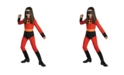 BuySeasons The Incredibles Violet Little and Big Girls Costume