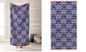 John Robshaw Kambu Beach Towel