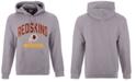 Authentic NFL Apparel Men's Washington Redskins Gym Class Hoodie