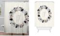 Deny Designs Iveta Abolina Silver Dove T Shower Curtain