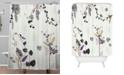 Deny Designs Iveta Abolina Woodland Dream Shower Curtain