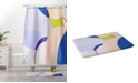 Deny Designs Iveta Abolina Aida Seaside Bath Mat