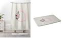 Deny Designs Iveta Abolina Pivoine T Bath Mat