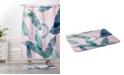 Deny Designs Iveta Abolina Silver Dove N Bath Mat