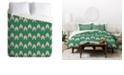 Deny Designs Holli Zollinger Farmhouse Petal Queen Duvet Set