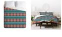 Deny Designs Holli Zollinger Native Sun And Arrow King Duvet Set