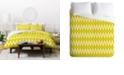 Deny Designs Holli Zollinger Diamond Plus Twin Duvet Set