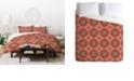 Deny Designs Holli Zollinger Bohemian Farmhouse Geo Twin Duvet Set
