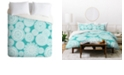 Deny Designs Heather Dutton Delightful Doilies Tiffany King Duvet Set