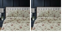 Tribeca Living Dollhouse Floral Heavyweight Cotton Flannel Printed Extra Deep Pocket Cal King Sheet Set